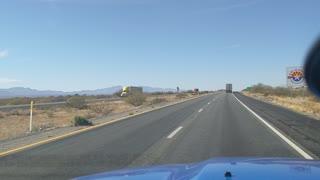 Arizona Desert Drive