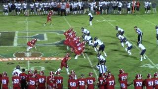 2017 WJHS vs LMHS Bowl Game