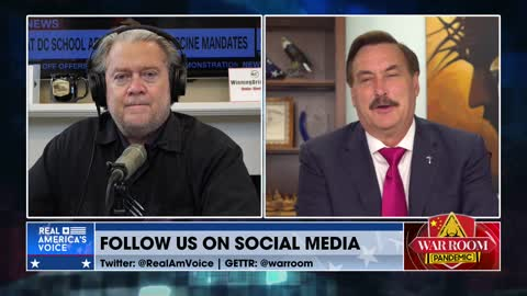 Mike Lindell Refuses To Force Vaccinations On His Employees