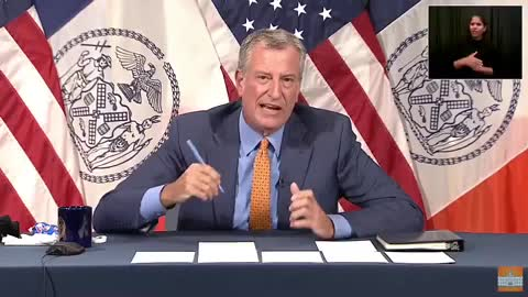 NYC Mayor: To Fully Participate in NYC, Go Get Vaccinated.
