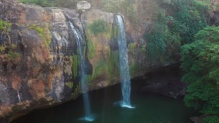Relaxing Waterfall Sounds for Sleep | Fall Asleep & Stay Sleeping with Water White Noise |