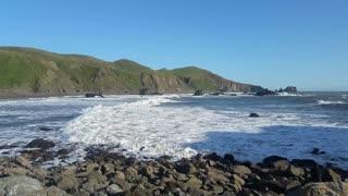 Coast Highway View in California