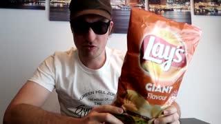 Burger flavored Chips