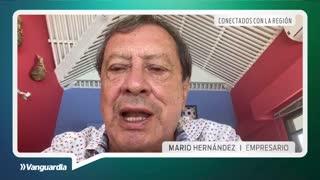 Vanguardia es: Mario Hernandez