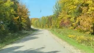 Northern Wisconsin Fall Drive