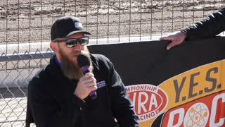 NHRA Las Vegas Youth Opportunity Day