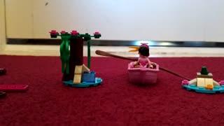 Little Mermaid Lego Tutorial Part 3
