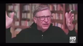 Alex Jones Bill Gates Rant