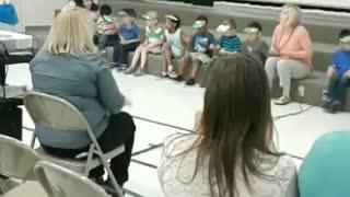 My son school performance