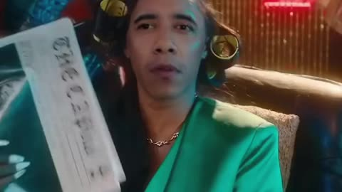 Obama's new singing career takes off
