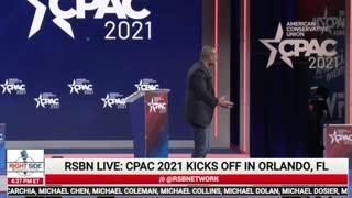 Dan Bongino Electrifies CPAC With Fiery Closing Speech (Full Speech)