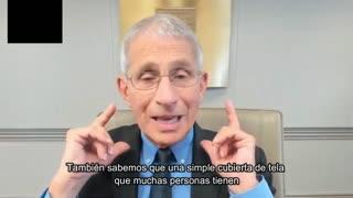 DR. FAUCI SAID SO
