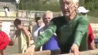 super grandma athlete