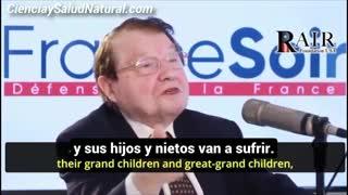 Luc Montagnier vacunar a los menores puede afectar a futuras generaciones