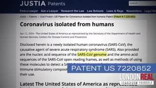 CDC Covid Patents - David E. Martin PHD