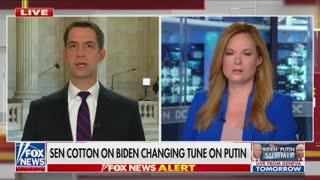 Tom Cotton: Biden-Putin summit is ill-advised