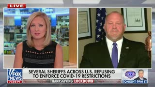 Tom Homan Rips Cuomo over 'Dictator' Comment