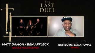 ben affleck / matt damon / romeo international / the last duel