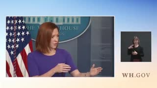 Psaki Defends Putting Kids In Cages