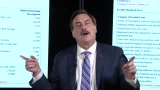 MIKE LINDELL Voter Fraud Proof