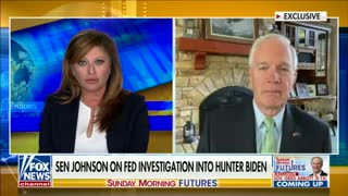 Senator Johnson on Sunday Morning Futures with Maria Bartiromo 10.17 (2/2)