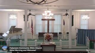 Sunday November 22nd 2020-Message On Worship
