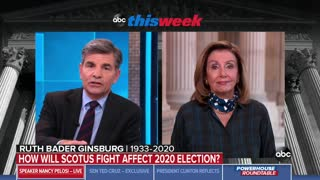 'We Have Our Options': Pelosi Discusses Possibility Of Impeaching Trump