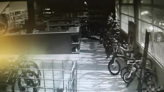 Crown Cycles robbery