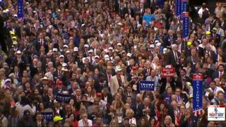 Donald Trump Accepts Republican Nomination Speech