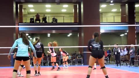 MLK Volleyball Tournament 6B