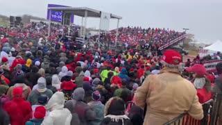Macomb County, Michigan Rally