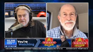 Bannon: Covid Virus Partly Funded by U.S. Taxpayers