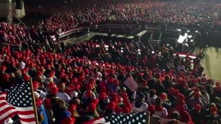 Kenosha, Wisconsin Rally