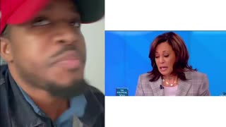 Kamala Harris Proves Herself to Be a Two-Faced Hypocrite!