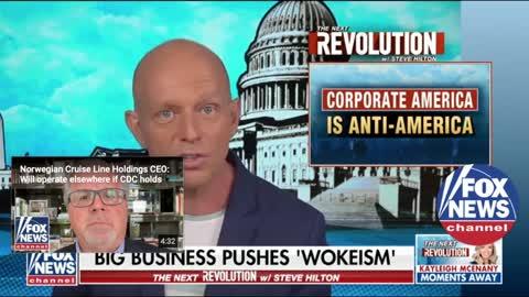 Wokeism - Steve Hilton - Why Trump Wants Us To Boycott These Companies