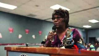 Woman Rips City Council