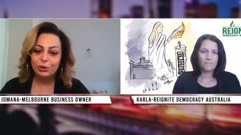 Every Business is Essential – RDA Interviews Melbourne Business Owner Jomana