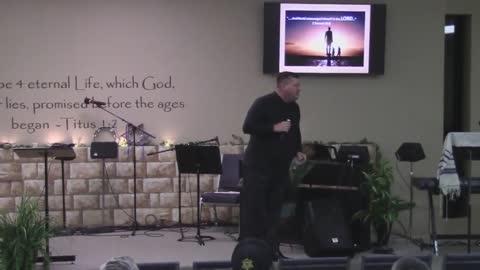 Lessons from Ziklag - Area Fellowship - Pastor Jimmy Bennett