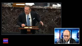 Laughter breaks during impeachment hearing when Michael Van der Veen explains depositions