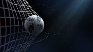 football shot