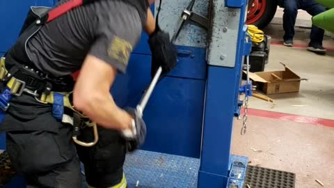 Firefighter Forcible Entry