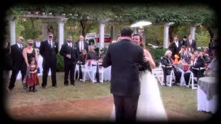Wedding Waltz, First Dance to Edward Scissorhands