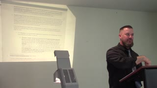 The Trouble With Stephen - Pastor Randy Gorski @ AVKJBC