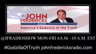 The John Fredericks Radio Show Guest Line-Up for Friday, July 2,2021