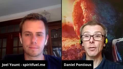 Daniel Pontious: Encouragement For Today