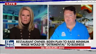 Restaurant Owner TORCHES Biden For New, Ridiculous Minimum Wage Proposal