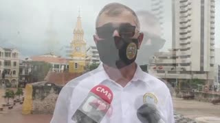 Alcalde Dau se pronuncia sobre Aquarela