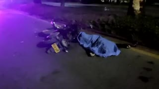 Video: Accidente de tránsito en Girón dejó un muerto y un herido