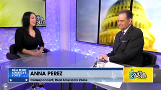Anna Perez on Biden causing confusion at our Southern Border