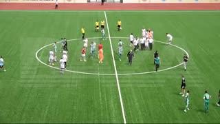 Massive brawl breaks out between Akhmat and Lokomotiv